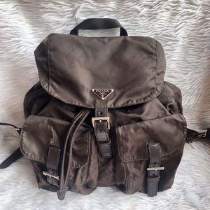 Prada Tessuto Medium Backpack VGUC